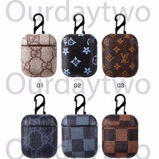AirPods 1 and 2 cover/ case - LV / Gucci