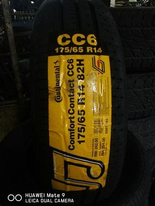 Tyre Continental CC6 175/65/14