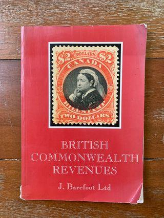 British Commonwealth Revenues (Barefoot catalogue)
