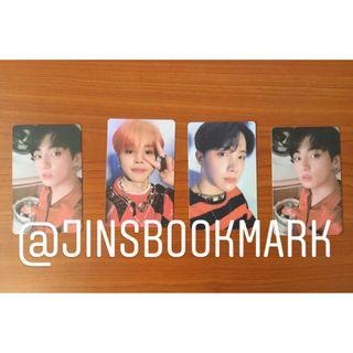 WTS Official BTS Persona Loose items - Album + Photocard + Postcard