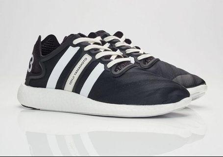 ae71e2e81 Y3 Run Boost Black White