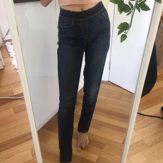 Levis High Waisted Denim Jeans