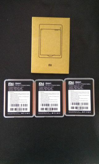 Redmi 1 / 1s Battery & Charger