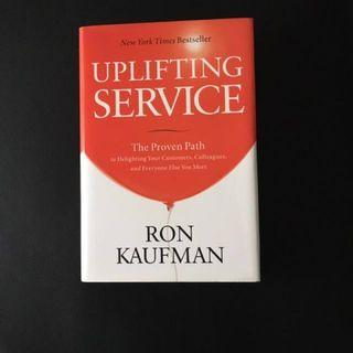 BN - Uplifting service by Ron Kaufman