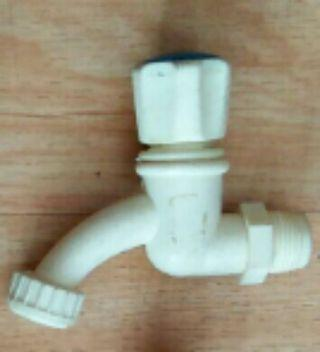 Brand New Plastic Tap Faucet with Filter (45 Each)