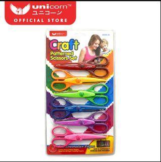 Craft Patterned Scissors Set