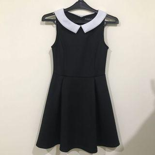 Something borrowed - black dress