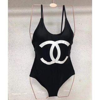 Chanel Moschino Versace Swimsuit