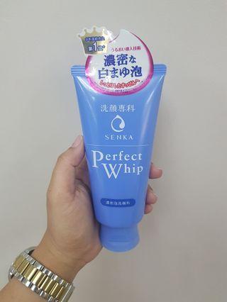 ORIGINAL Senka Perfect Whip facial wash