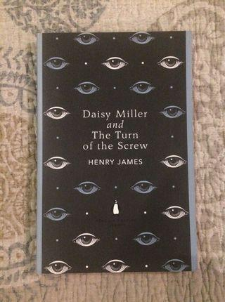 Daisy Miller and the Turn of the Screw ( Penguin English Library)