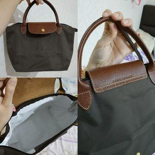 ORI LONGCHAMP LE PLIAGE BROWN