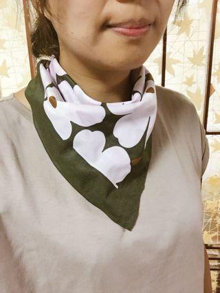 🚚 marimekko 手作 領巾 方巾