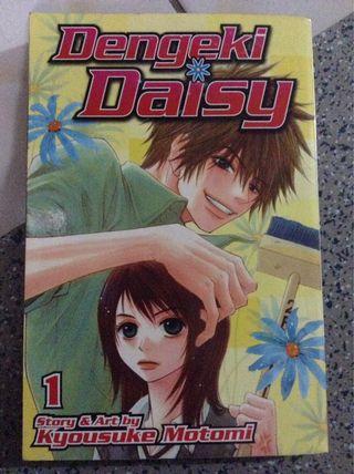 Dengeki Daisy Vol 1 by Kyousuke Motomi