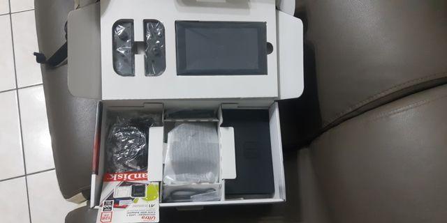Nintendo Switch Grey Jailbreak 128GB