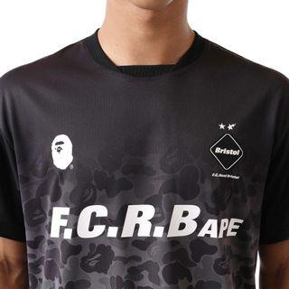 FCRB x Bape Game Shirt