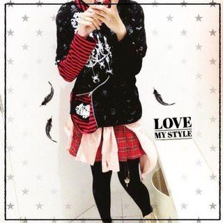 🚚 Visual Kei / Gothic Outfit