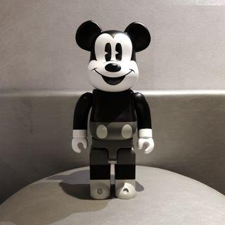 Black & White Mickey Bearbrick 400%