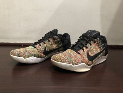 16e5dff1f187 NikeID Kobe 11 Elite Multicolor