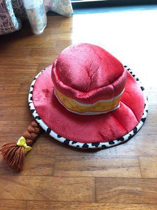 Authentic Jessie Hat from Tokyo Disneyland