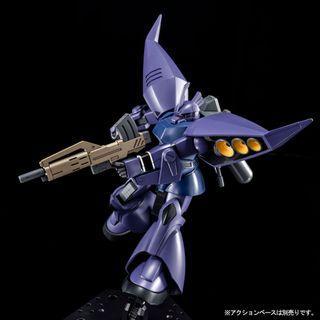 Bandai 魂限 HG 1/144 REGELGU (UNICORN Ver.)「帶袖」列格魯古 機動戰士高達UC Unicorn Gundam