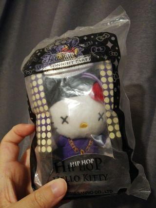 Hello Kitty麥當勞hip hop