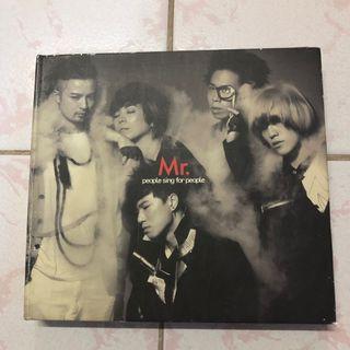 Mr 樂隊 People sing for people Album