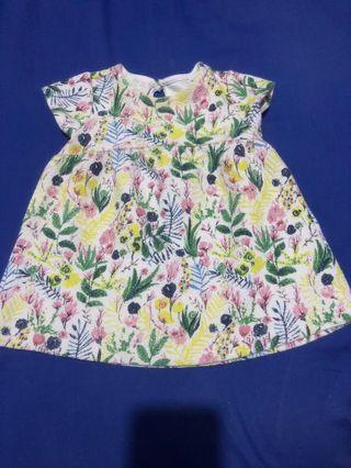 Dress baby zara