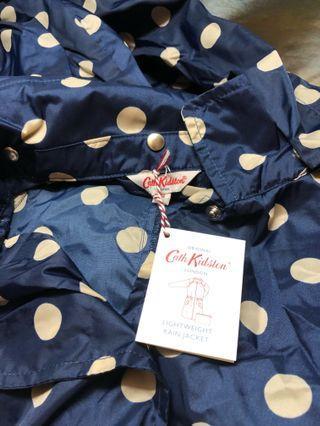 Cath Kidston raincoat 雨褸 雨衣