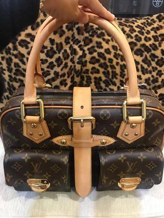 🚚 Louis Vuitton Manhattan GM