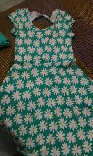 Dress Anak Bunga Tosca
