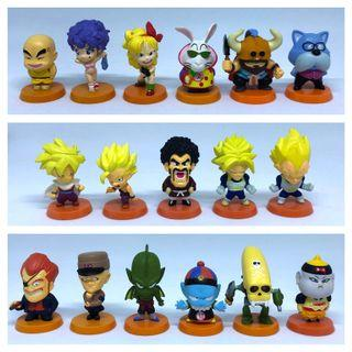 Clearance Sales for San-s Dragonball Mini Big Head Figure Random Vol.
