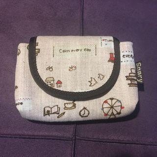 🚚 粉紅鑰匙包菸包零錢包卡包口紅包