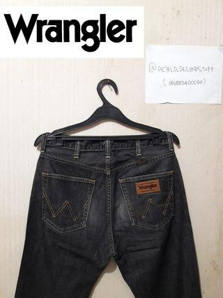 "WRANGLER Vintage JEANS ""ACCENT SELVEDGE"""