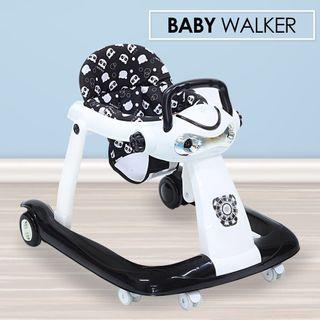 Free delivery 2 in 1 baby walker