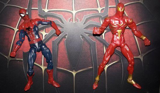 Marvel Spider-man Twins
