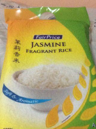 Jasmine rice 10 kg