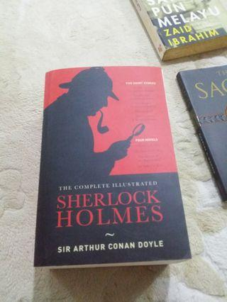 Sherlock Holmes (1,408 pages)