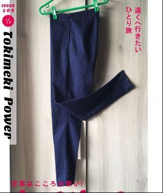 🚚 4/24免運日🎁H&M 休閒西裝褲   #半價衣服拍賣會