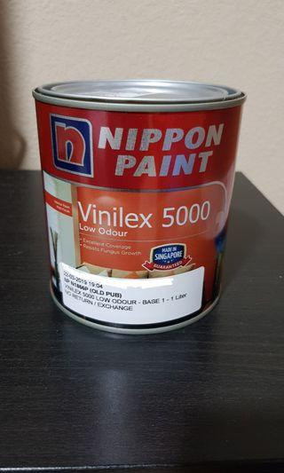 BNIB Vinilex 5000 (1 litre)