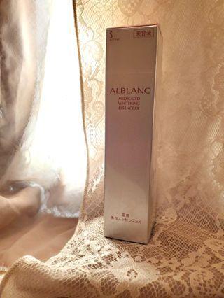 Sofina 旗下Alblanc美白淡斑精華