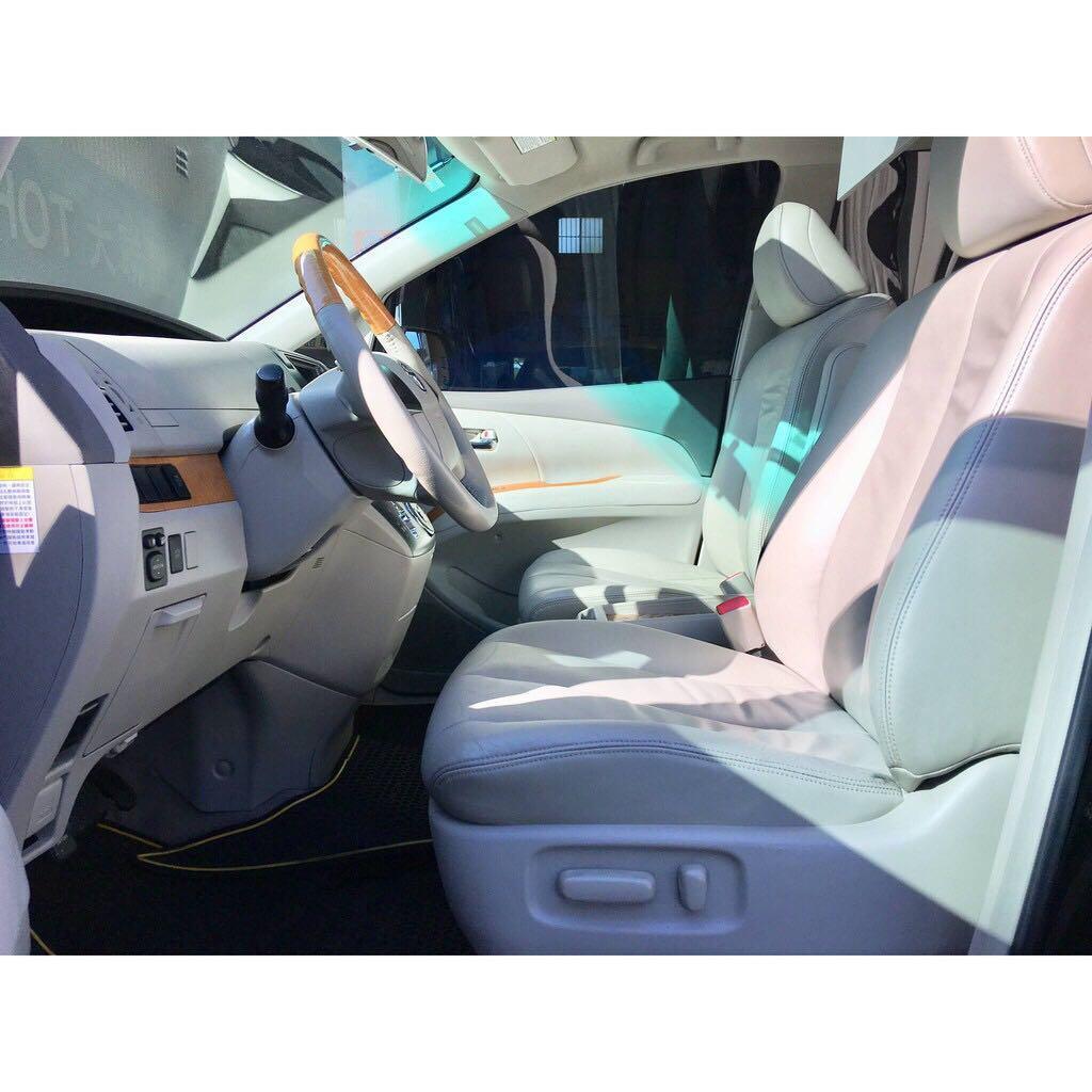 老闆想換車叫我便宜賣2010年 豐田Previa 現場試車喜歡價可議