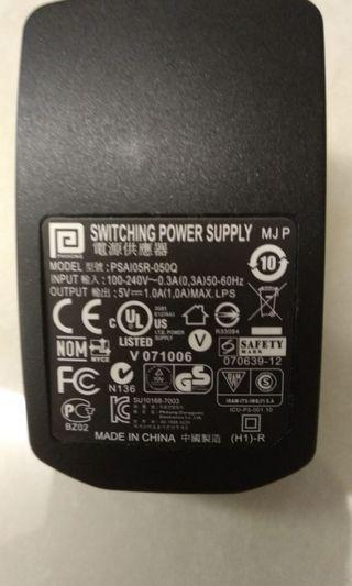 🚚 Switching Power Adapter with Safety Mark (2pin)