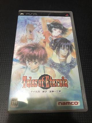 PSP Tales of Eternia