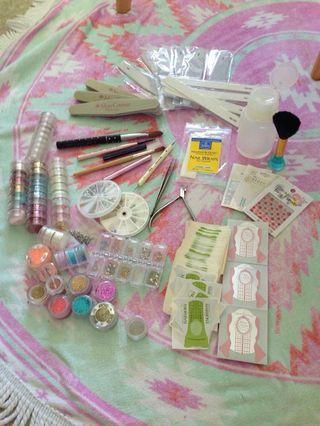 Professional nail products