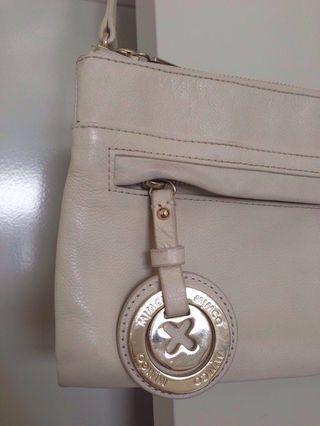 Mimco shoulder bag in ivory