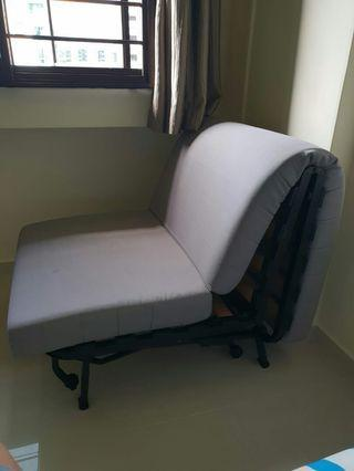 Ikea Foldable single size bed