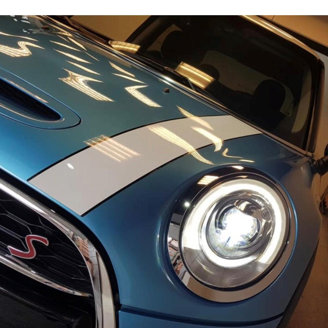 2015 Mini Hatch CooperS總代理 無菸女用車庫車