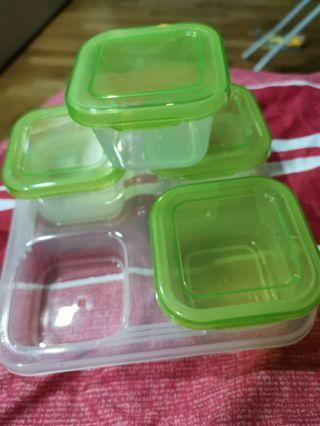 🚚 Plastic Containers