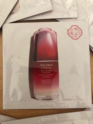 Shiseido Ultimune Power Infusing Concentrate $5@共14 包