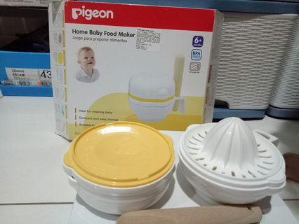 Pigeon Baby Food Maker